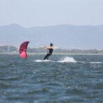 Punta Trettu Kitesurfing
