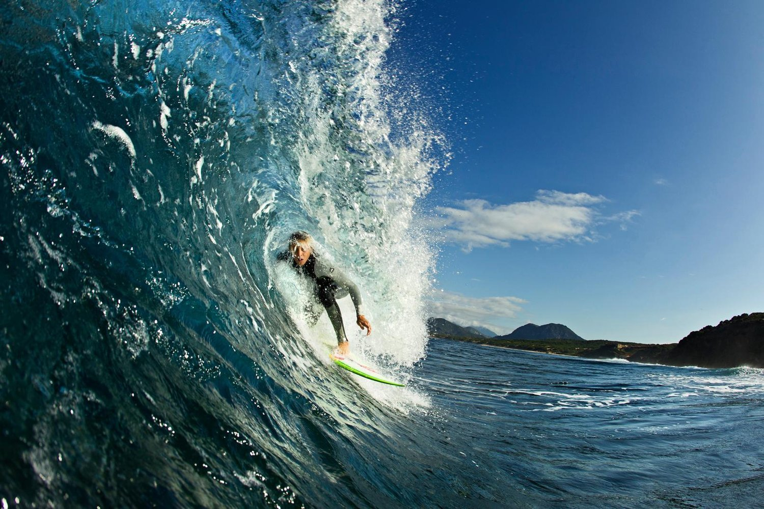Sardinia Surfing: Lear to Surf in Sardinia, get one Surf Course